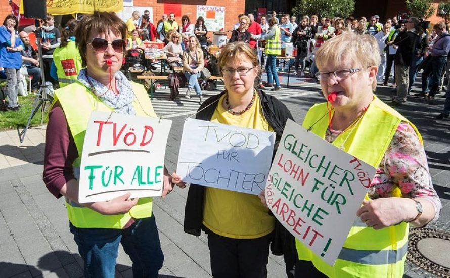 """Vivantes-Töchter: """"Leise solidarisieren sich immer mehr"""""""
