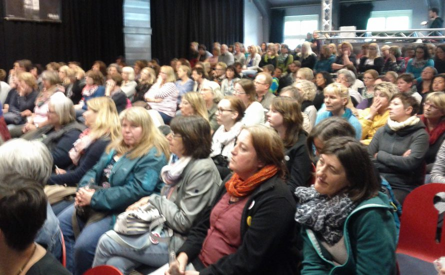 Streikversammlungen statt Mitgliederbefragung!