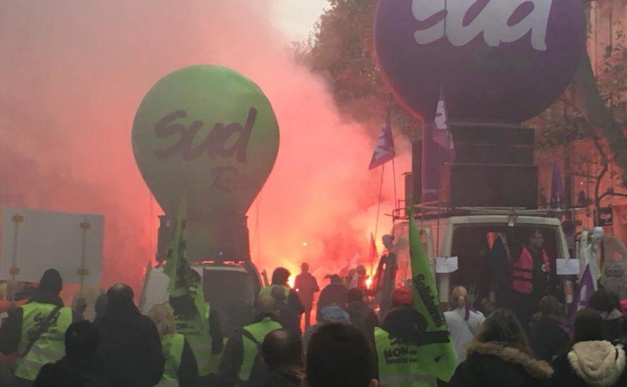 Internationale Solidarität aus Paris für TVStud