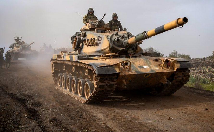 Der Krieg in Afrin: die Fortsetzung der türkischen Völkermordpolitik