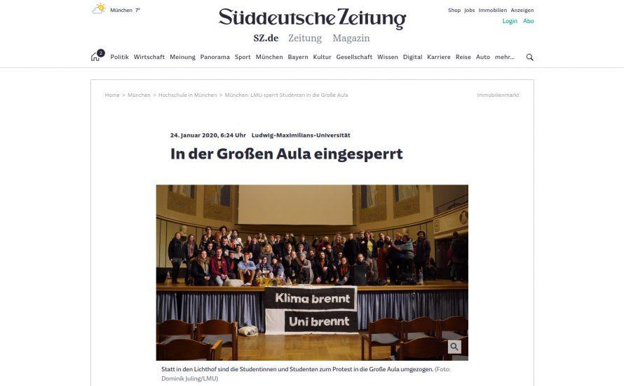 Süddeutsche Zeitung: