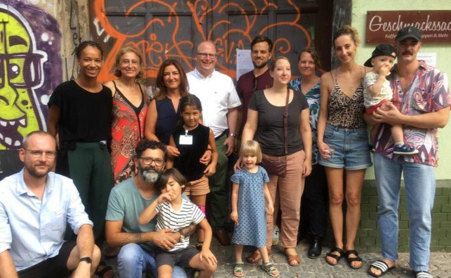 TABOR20: Eine Hausgemeinschaft kämpft um ihre Zukunft
