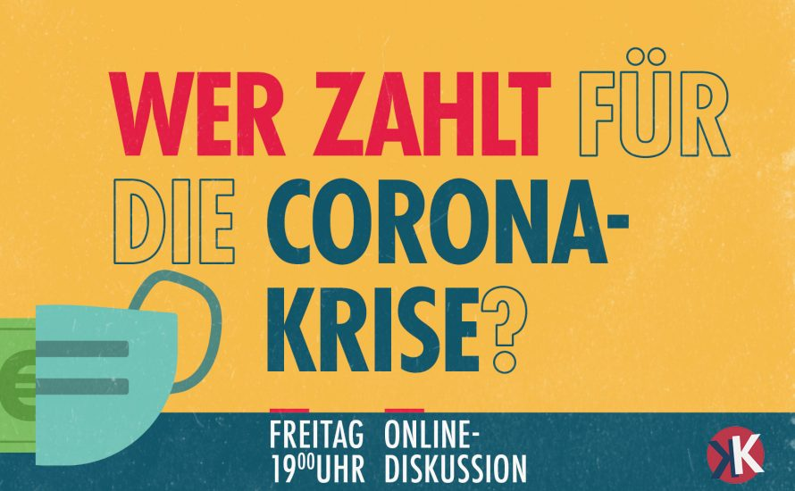 Video: Wer zahlt für die Corona-Krise?