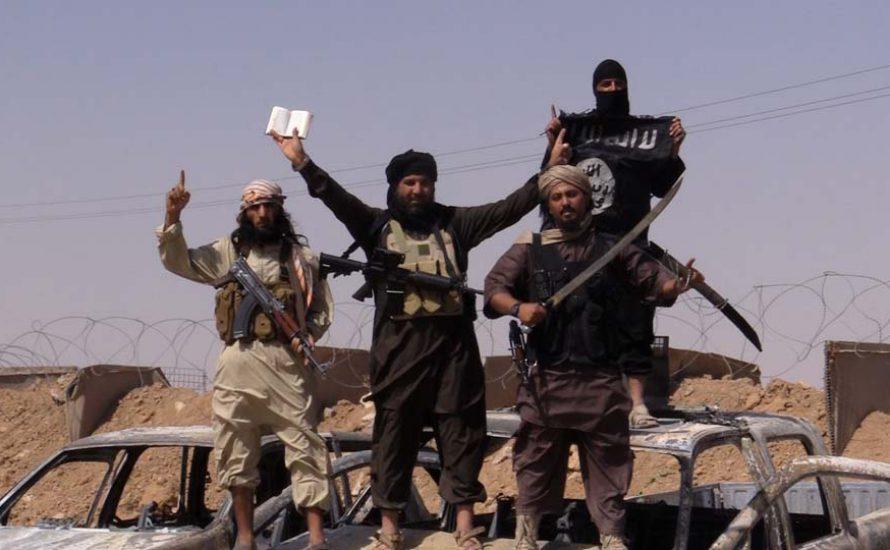 IS: Folge und Anlass imperialistischer Politik