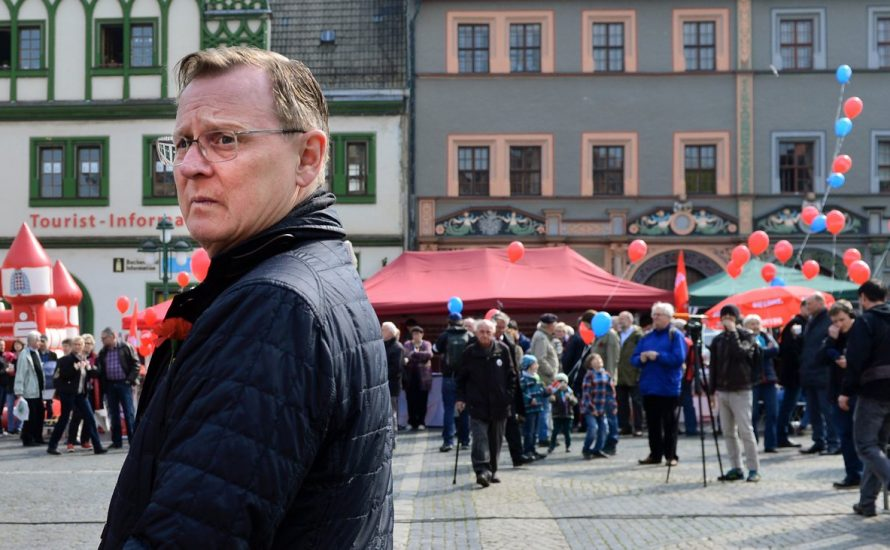 Bodo Ramelow vergleicht Flüchtlingsaktivist*innen mit Nazis