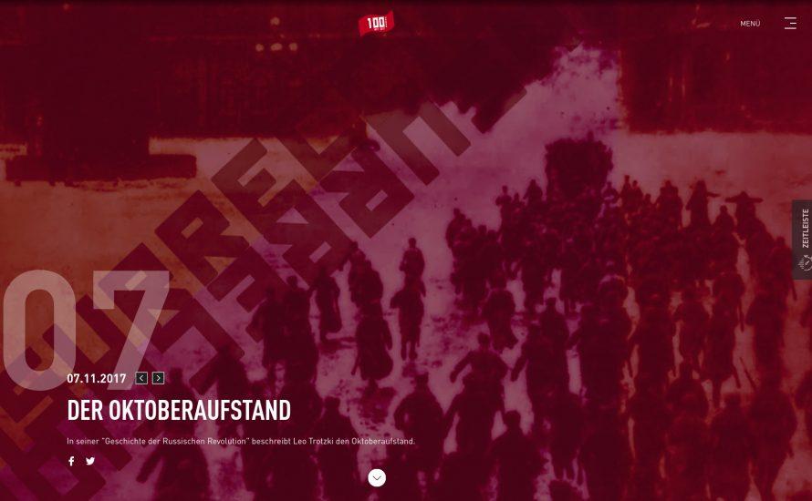 Die Russische Revolution hautnah nachverfolgen – mit unserer interaktiven Zeitleiste