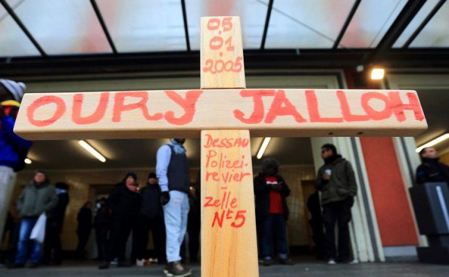 Lizenz zum Töten – Polizei ermordete Oury Jalloh