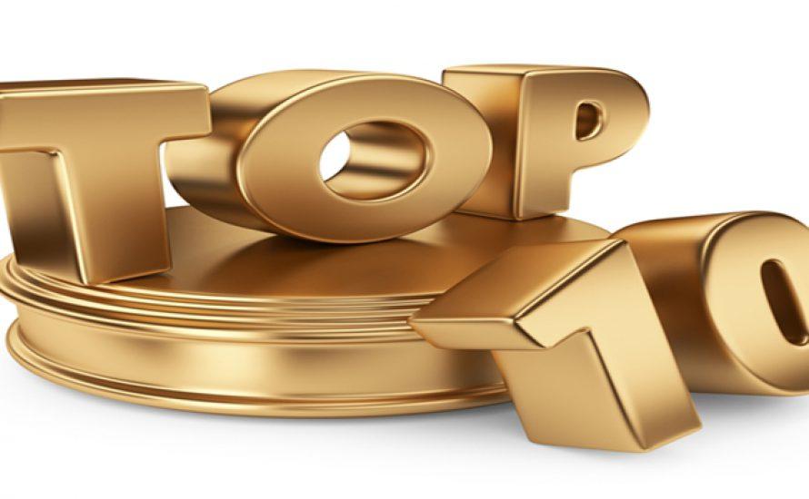 Top 10 im Januar