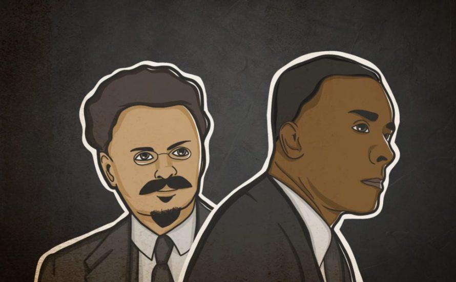 C.L.R. James und Leo Trotzki: Eine Schwarze Organisation