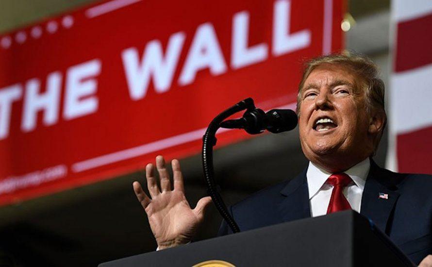 Trumps Notstand: Nur die Arbeiter*innen können die Mauer stoppen