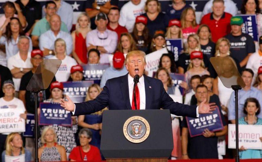 """Donald Trump, """"The Squad"""" und der Krieg gegen die Unterdrückten"""
