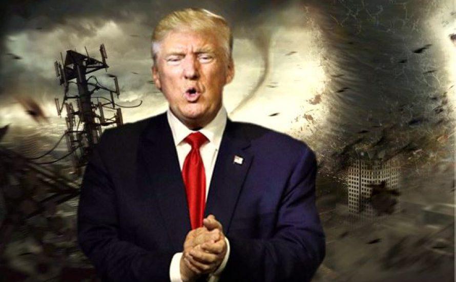 Trumps chaotischer erster Monat