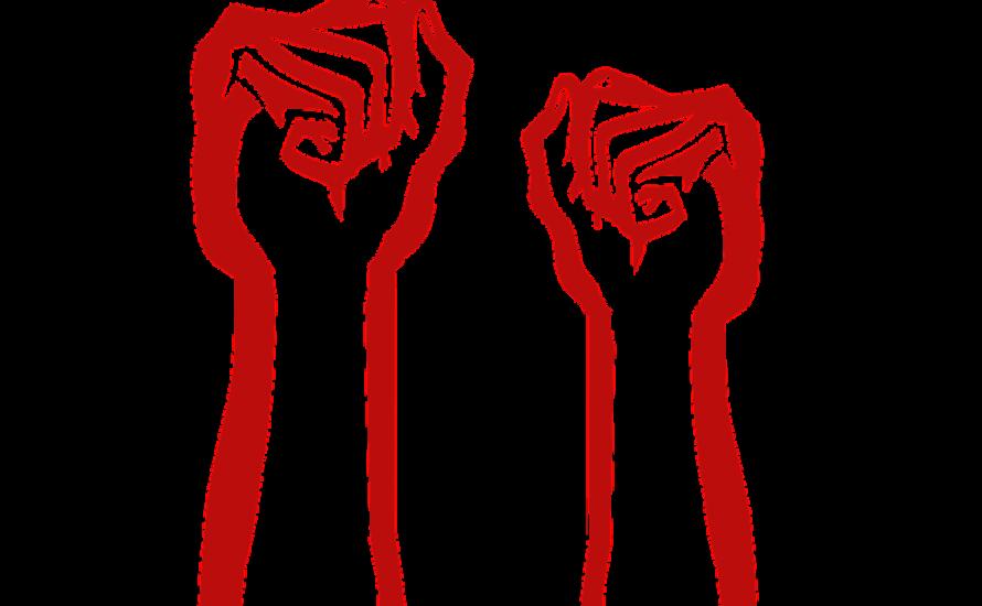 Solidarität gegen Gewalt in der Linken