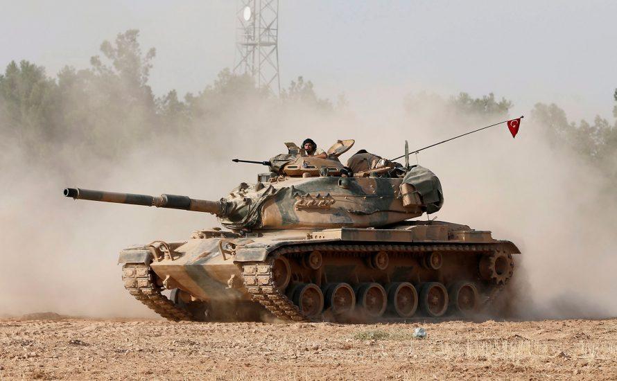 Erdoğan'ın Rojava seferi