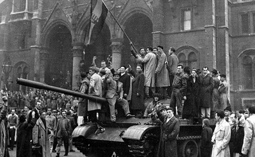 Die Ungarische Revolution 1956: Das Martyrium der ungarischen Arbeiter*innenklasse