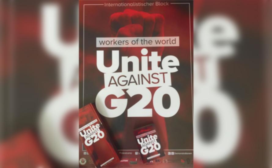 Die Mobi des Internationalistischen Blocks zu den #NoG20-Protesten geht in die heiße Phase