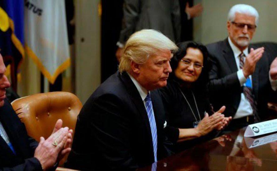 Sanders und Gewerkschaften unterstützen Trumps isolationistischen Kurs