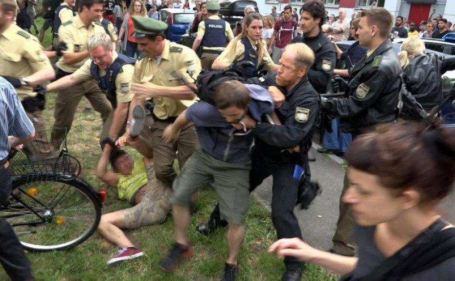 Die Schüler*innen von Nürnberg zeigen den Weg: Gegen jede Abschiebung kämpfen!