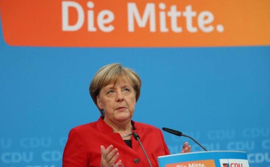 In der Dunkelheit des Merkelismus