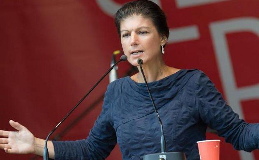 Wagenknecht am Wahlabend: Mehr Rassismus wagen!