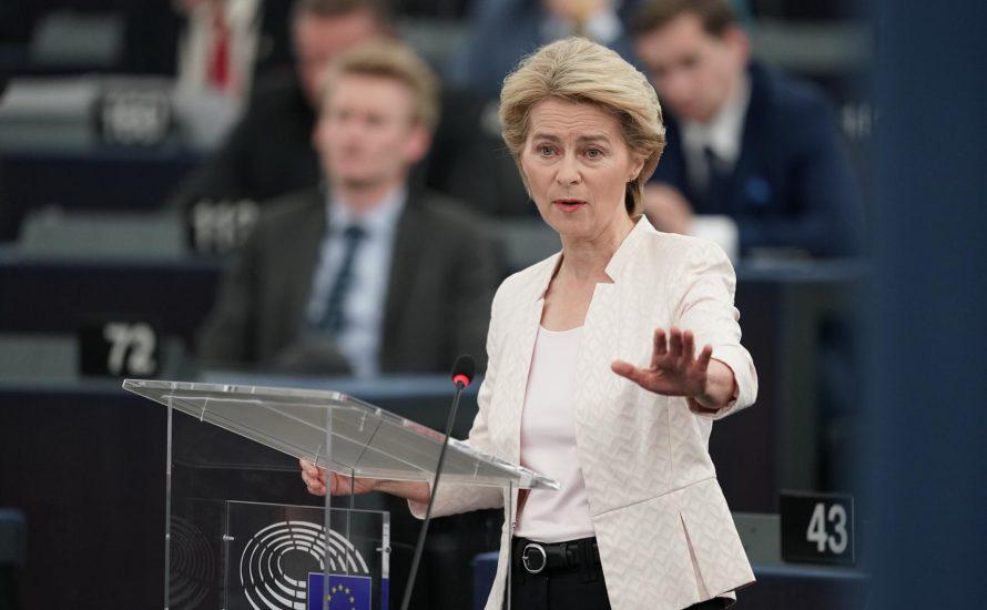 Von der Leyen: Eine Kriegskommissarin für Europas Spitze