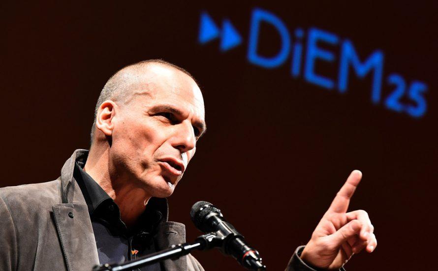 DiEM25: Der Linksreformismus formiert sich neu – und Blockupy ist mit dabei