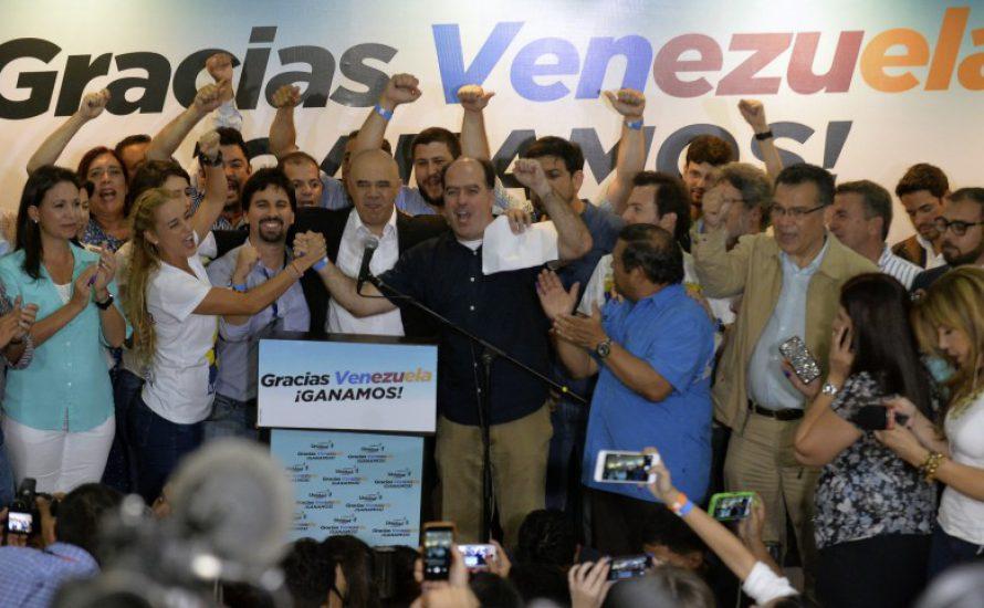 Der Niedergang des Chavismus?