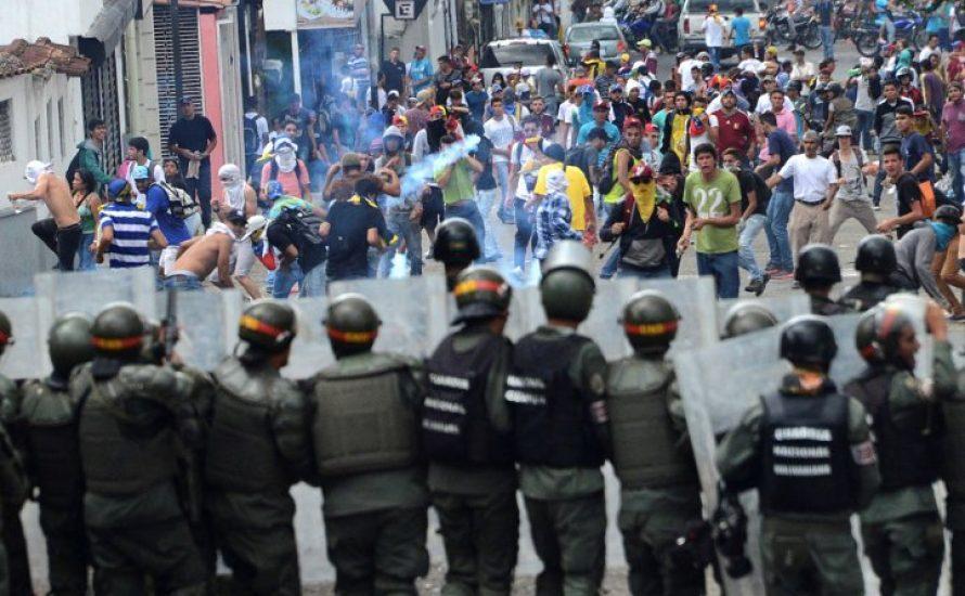 Venezuela: Papst, Trump und deutsche Presse vereint gegen Maduro