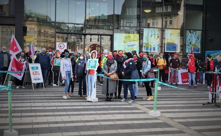 TVöD: Nächste Woche bundesweit Streiks in Krankenhäusern!