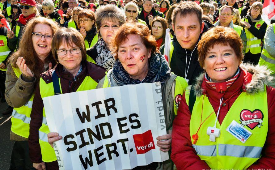 Vor einem kämpferischen Frühling der Arbeiter*innenklasse?