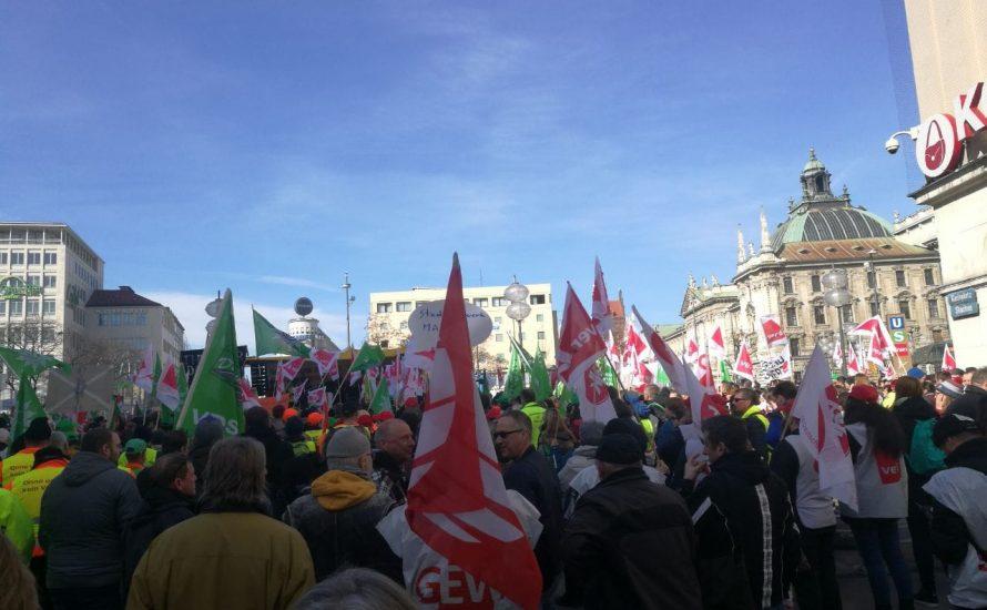 Wie geht es weiter mit dem Streik im öffentlichen Dienst?