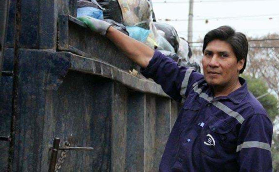 Vom Müllwagen ins Parlament – Interview mit Alejandro Vilca