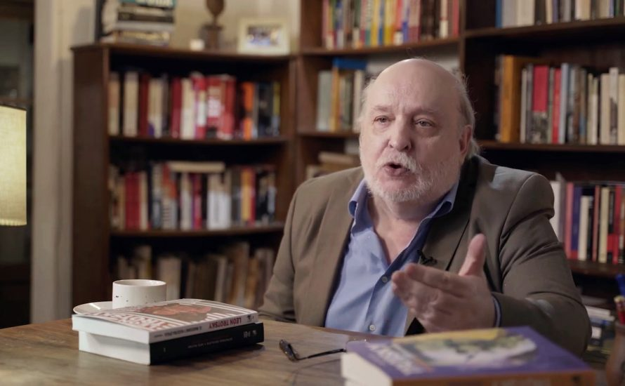 #Trotsky2020: Emilio Albamonte über die historische Bedeutung von Trotzki und die Aktualität des Trotzkismus