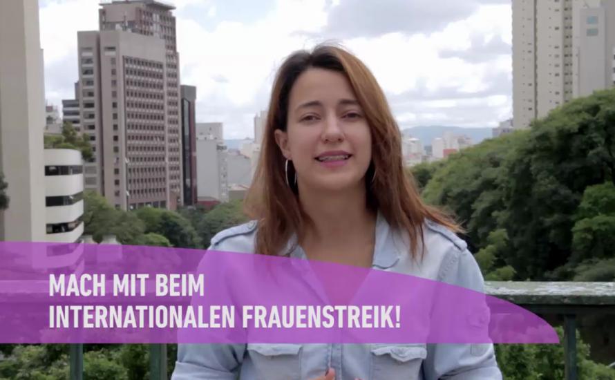 8. März: Internationaler Frauenstreik [mit Video]