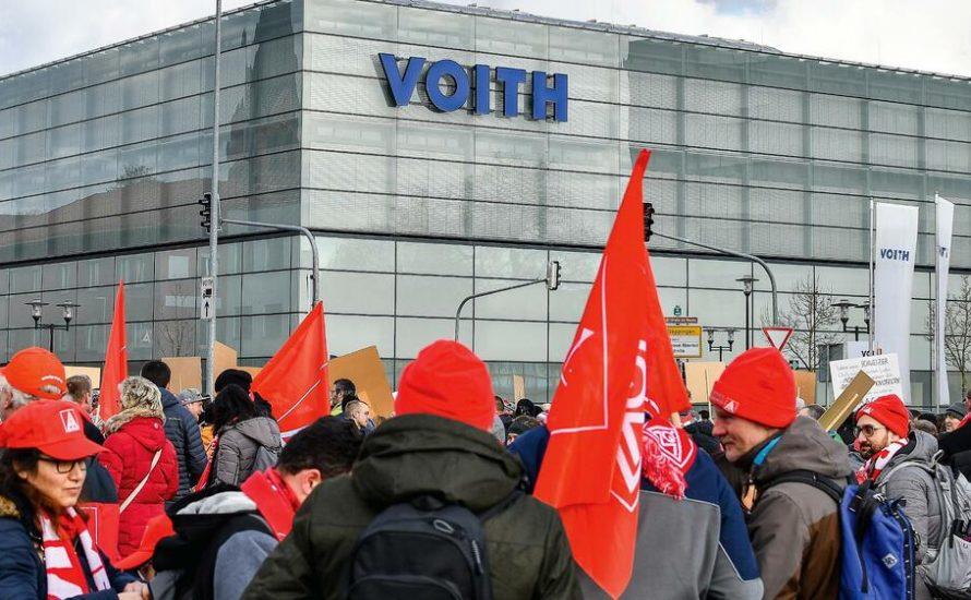 Voith Sonthofen: Verstaatlichung unter Kontrolle der Beschäftigten statt Jobverlust!