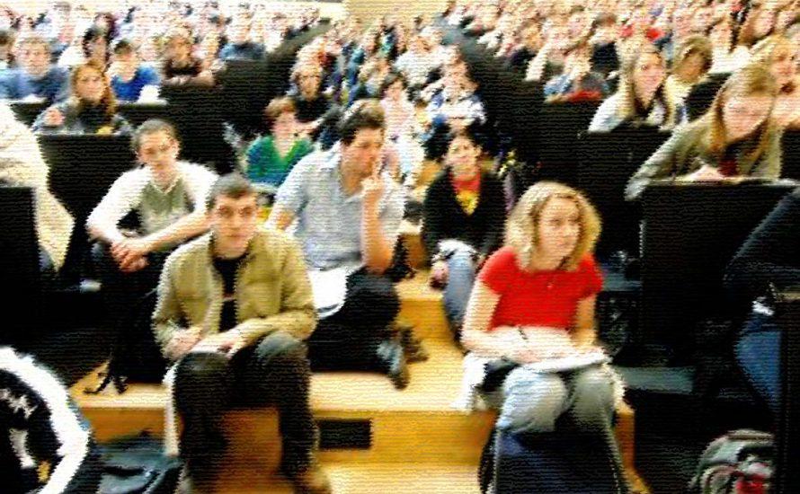 Willkommen an der Universität der Krise
