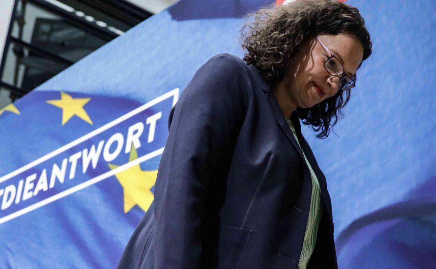 Nach Nahles' Rücktritt: Kommt bald Schwarz-Grün?