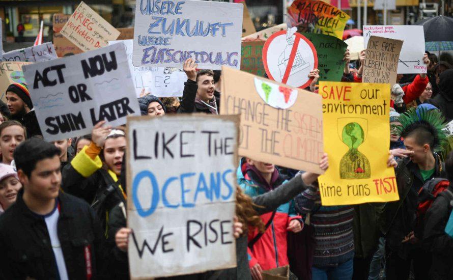 EU: Wo sich Klimakatastrophe und  Rechtsruck die Hand geben
