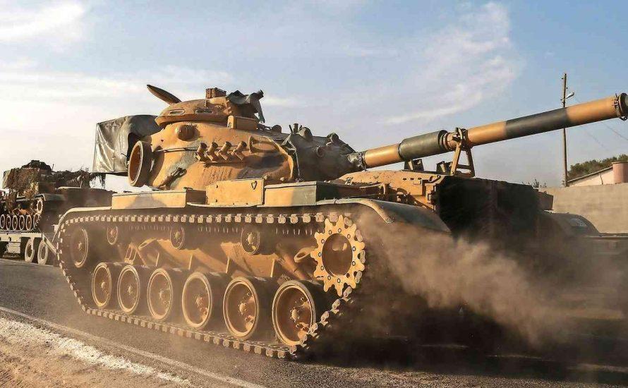 Für die Verteidigung Rojavas gegen die türkische Invasion! Raus mit dem Imperialismus aus der Region!