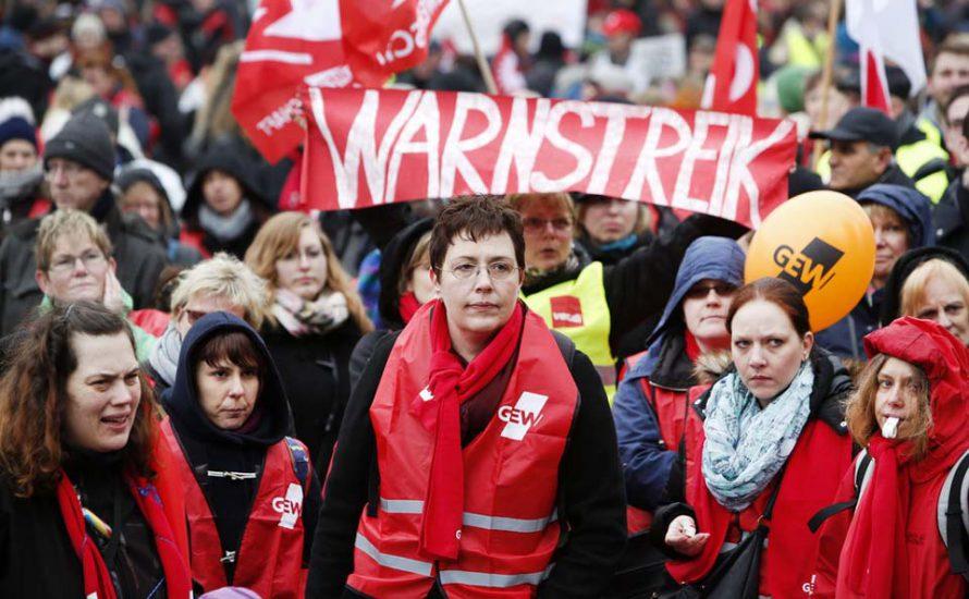 Gewerkschaften im Aufbruch?