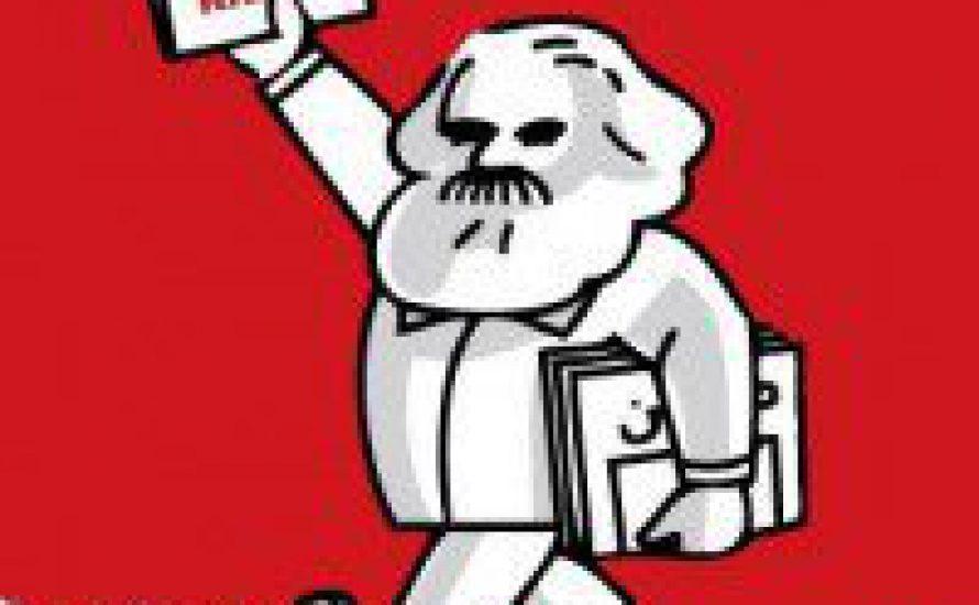 WAFFENDERKRITIK - ein marxistisches Flugblatt an der Uni! - Eine Erklärung