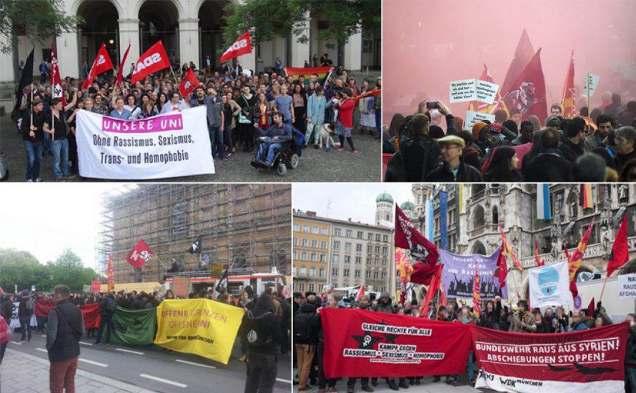 Waffen der Kritik München: Ein Jahresrückblick