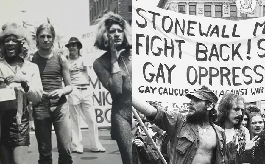 No Cops,  no Capitalists – Stonewall was a riot!