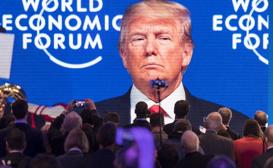 Davos: Ein Strategietreffen der kapitalistischen Elite – und mitten drin Trump