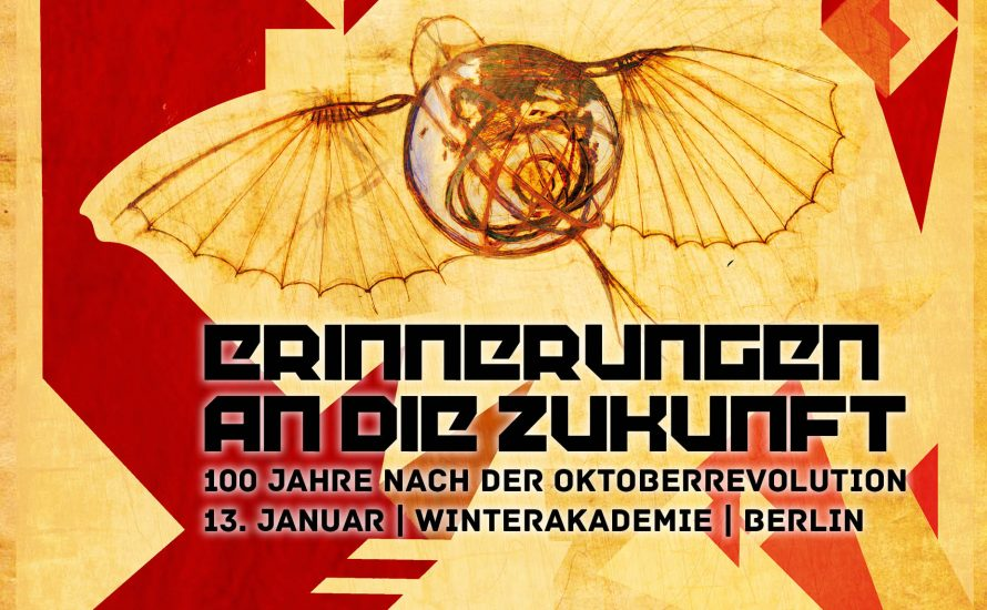 13. Januar: Revolutionäre Winterakademie in Berlin