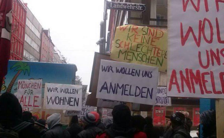 Migrantische Arbeiter*innen: Obdachlos dank Münchner SPD