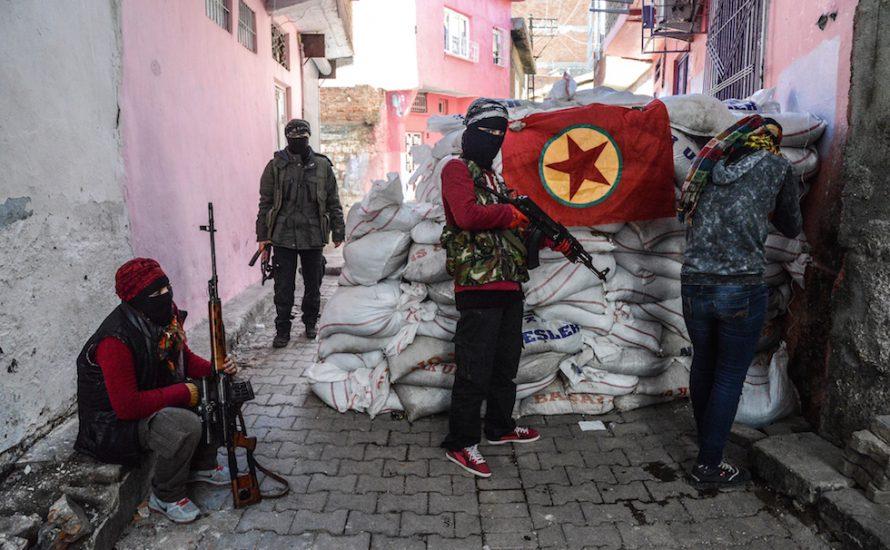 Kurdischer Widerstand gegen die Besatzung