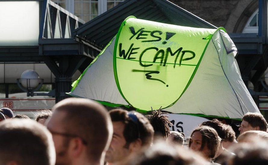 Organisator*innen des G20-Camps ziehen vors Bundesverfassungsgericht