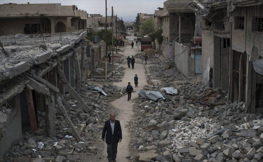 Wer trauert um die Toten von Mossul?